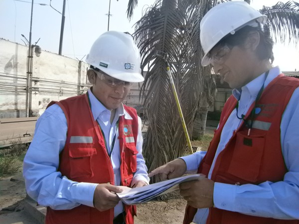Staff Grupo SAS Perú