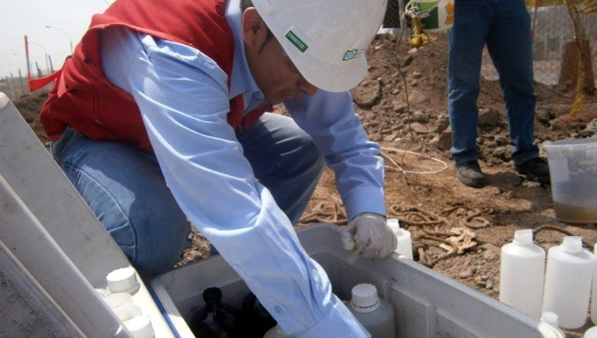 Monitoreo de Calidad de Agua
