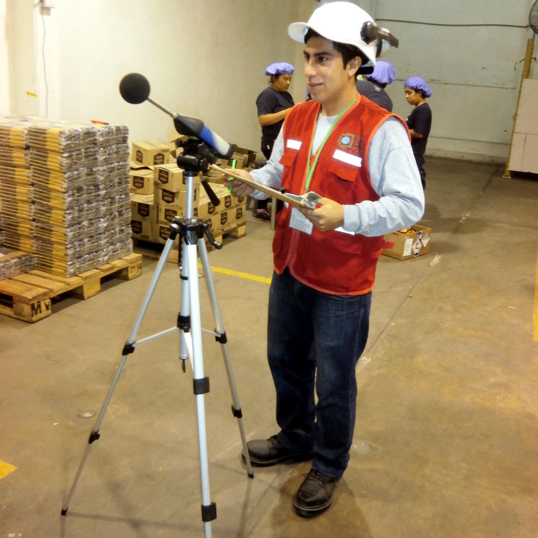 Monitoreo de calidad de ruido
